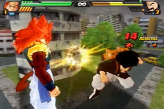New Dragon Ball Z Budokai Tenkaichi 3 Hint screenshot 3