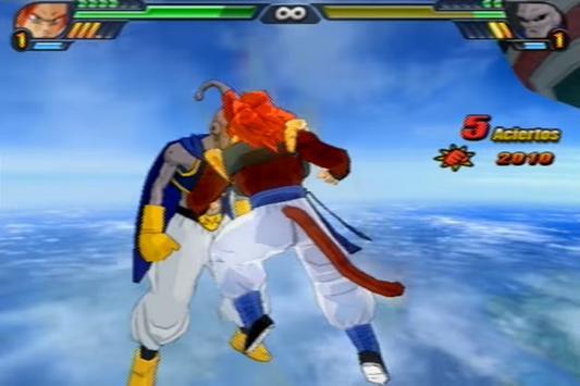 New Dragon Ball Z Budokai Tenkaichi 3 Hint screenshot 4