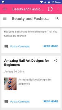 Beauty and Fashion Talks screenshot 6