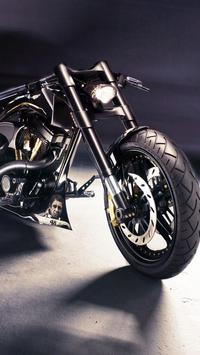Motorcycle HD Wallpaper screenshot 2
