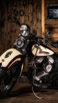 Motorcycle HD Wallpaper screenshot 4