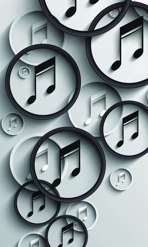 Musical Notes Hd Wallpaper For Android Apk Download