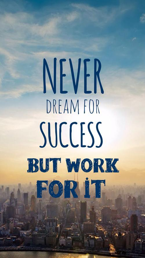 Success Quote Hd Wallpaper For Android Apk Download