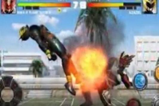 Cheat Bima-X Satria Heroes screenshot 1