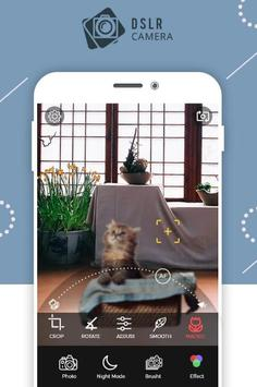 DSLR Camera Effect apk screenshot