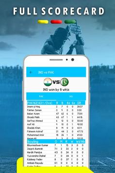 Cricmania ( Live Score And News Update ) screenshot 6