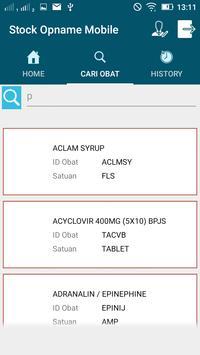 Stock Opname RKI screenshot 5