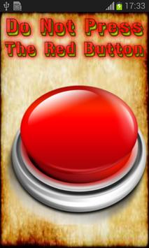 Don't Press The Big Red Button poster