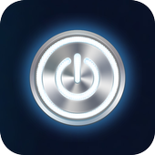 Flashlight for Galaxy S6 icon