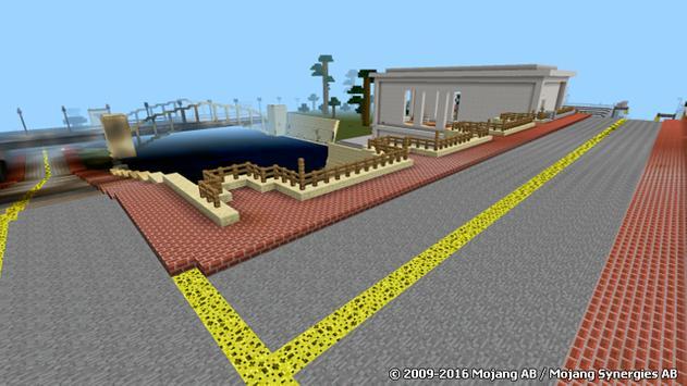 San Andreas City map for MCPE apk screenshot