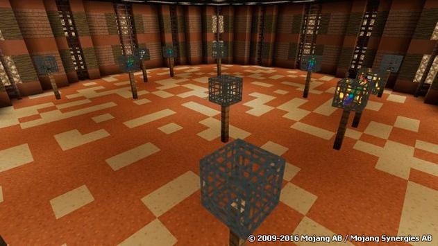 Christmas Minigame MCPE map apk screenshot