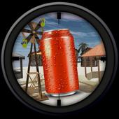 Tin Shooting Target - Sniper Games icon