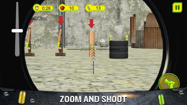 Tin Shooting Target - Sniper Games screenshot 2