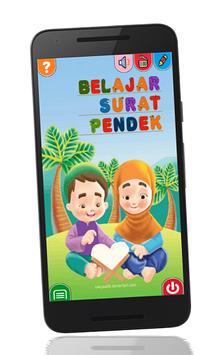 Belajar Juz Amma Surat Pendek poster