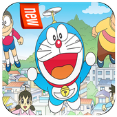 Doraemon live wallpaper 4K icon