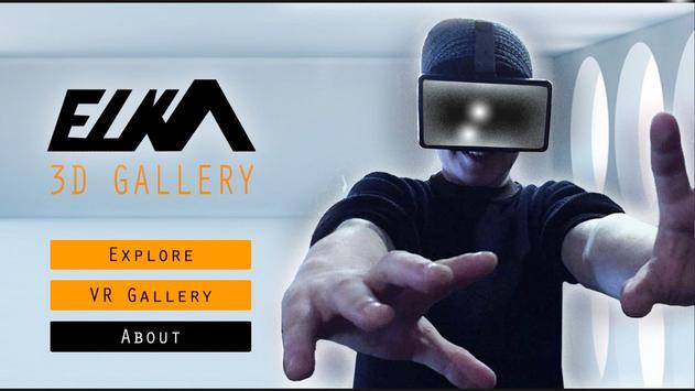 Elka 3D Gallery poster