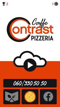 Pizzeria Contrast poster
