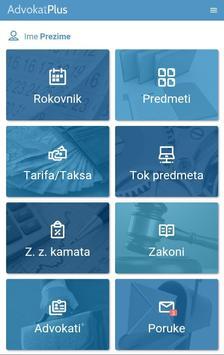 Advokat Plus apk screenshot