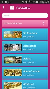 DeltaCity screenshot 1