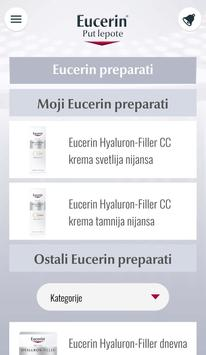 Eucerin® put lepote screenshot 3