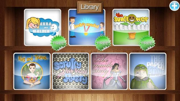 Magic Stories screenshot 1