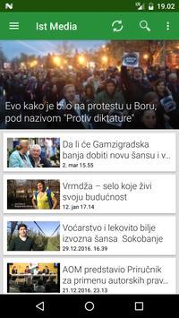 Ist Media apk screenshot