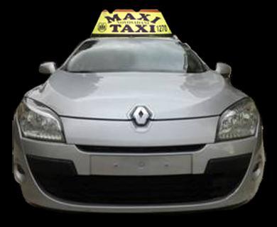 Maxi Novosadjani Taxi poster