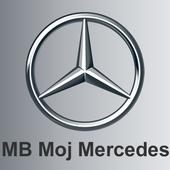 Mercedes-Benz Moj Mercedes icon