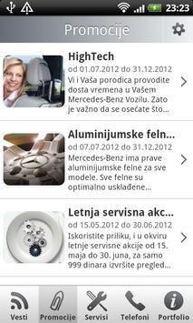 Mercedes-Benz Moj Mercedes screenshot 4