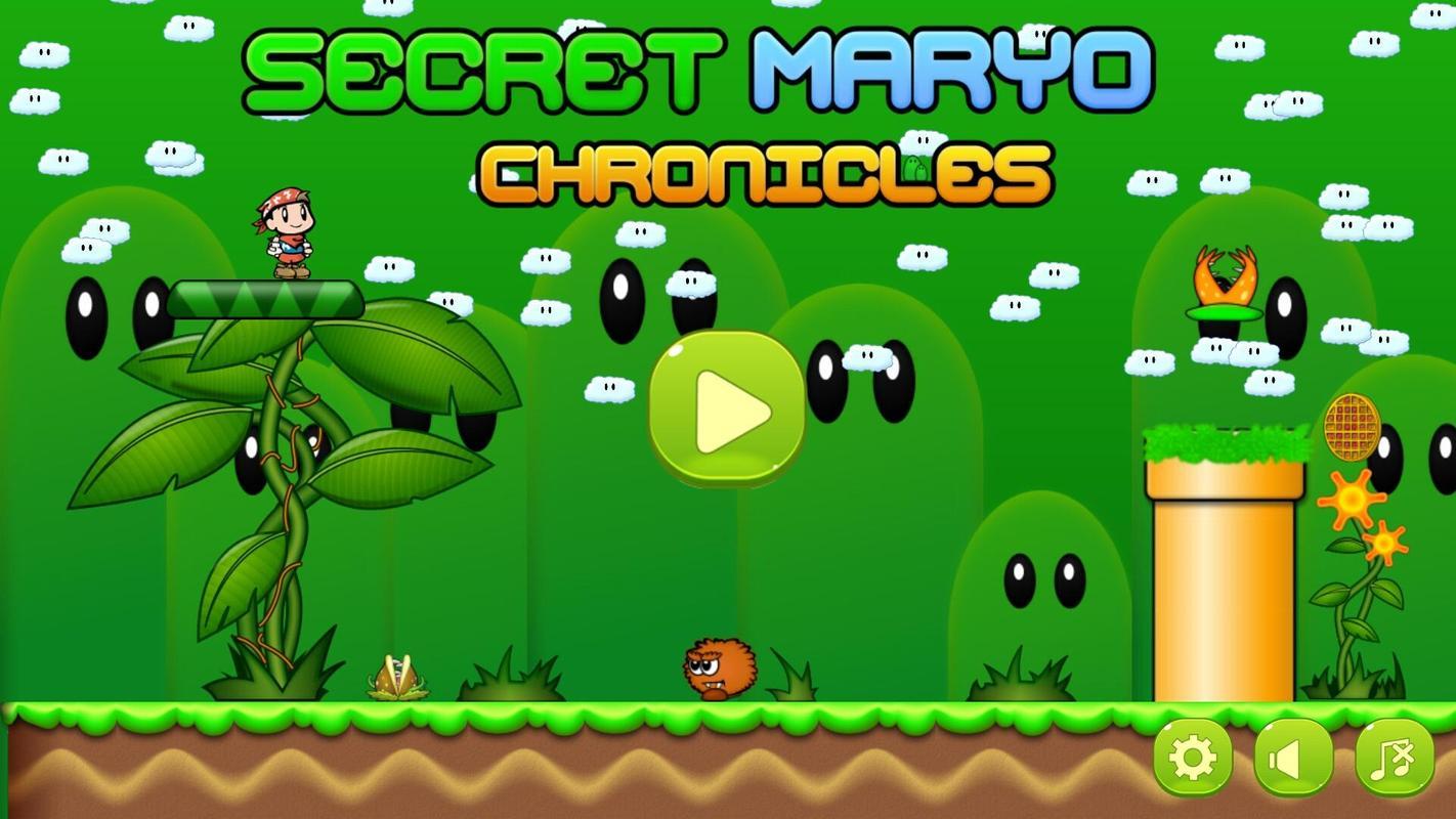 Secret Maryo Chronicles