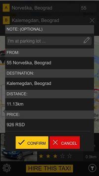 TaxiPlus screenshot 2
