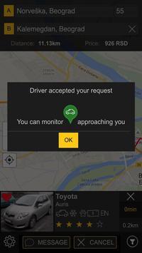 TaxiPlus screenshot 3