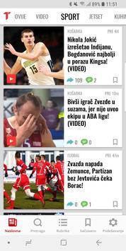 Telegraf Najnovije Vesti screenshot 1