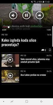Telegraf Najnovije Vesti screenshot 6