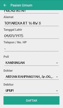 Pendaftaran Online RSUD Purbalingga screenshot 3