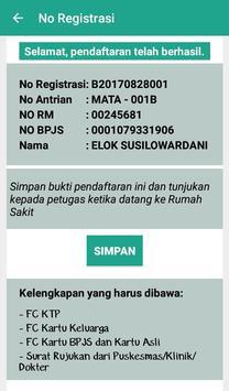 Pendaftaran Online RSUD Purbalingga screenshot 7