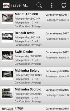 Travel Mantra apk screenshot
