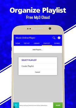 Tube MP3 Online Music Player apk screenshot