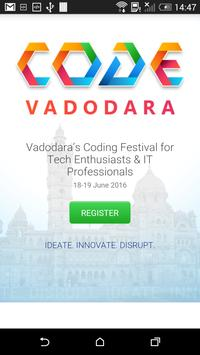 CodeVad poster
