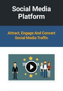 Social Media Marketing apk screenshot