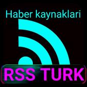 Rss TURK  kaynak haberler icon
