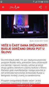 RTV Puls apk screenshot