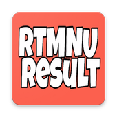 RTMNU Results 2018 icon