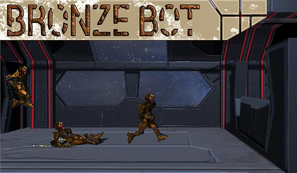Bronze Bot Runner apk screenshot