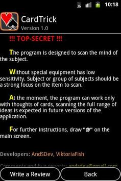 Card Trick screenshot 2