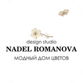 Дизайн студия флористики icon