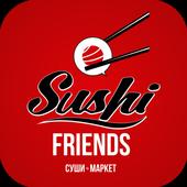 Sushi Friends | Омск icon