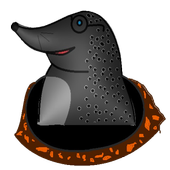 Catch a mole icon