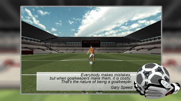 Goalie Challenge apk screenshot