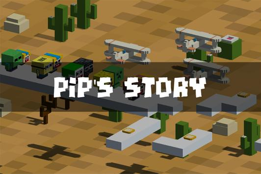 Pip's story apk screenshot